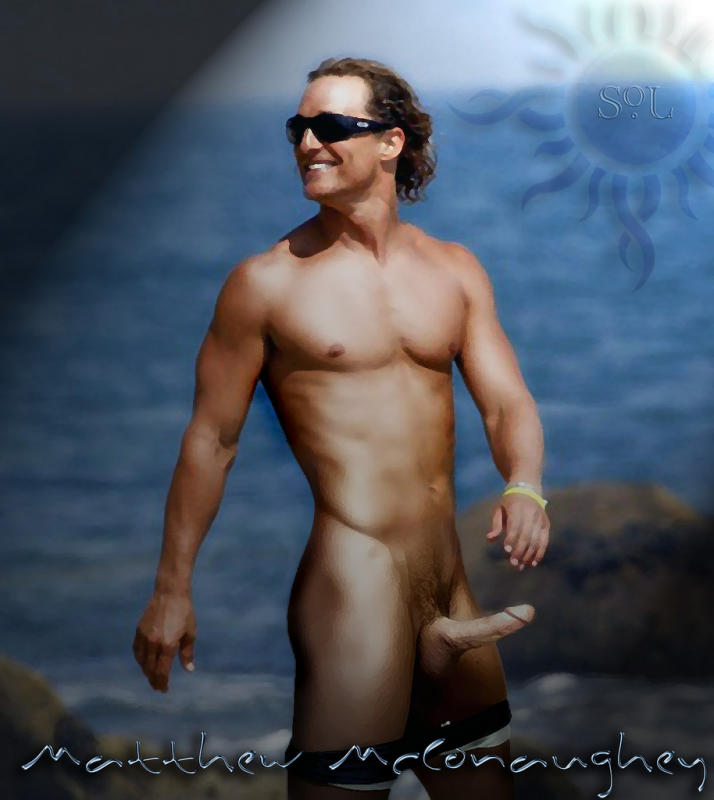 nude pictures of matthew mcconaughey