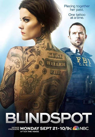 Blindspot (2015) Temporada 1 HD Latino