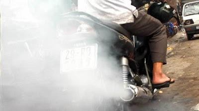 Cara Mengatasi Motor Ngebul Tanpa Bongkar Mesin