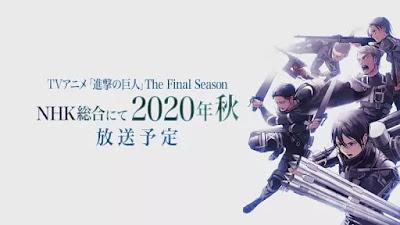 anime 2020 snk