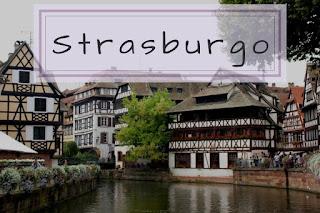 Strasburgo cosa vedere in città - camper