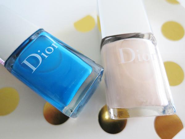Dior Polka Dots Colour & Dots Manicure Kit 001 'Pastilles'