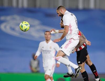 ملخص واهداف مباراة ريال مدريد واتلتيك بلباو (3-1) الدوري الاسباني