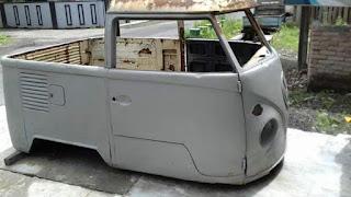 Bahan Bodi Kombi Dakota VW Unik Gan...
