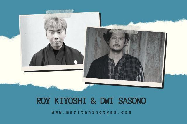 roy kiyoshi & dwi sasono positif narkoba