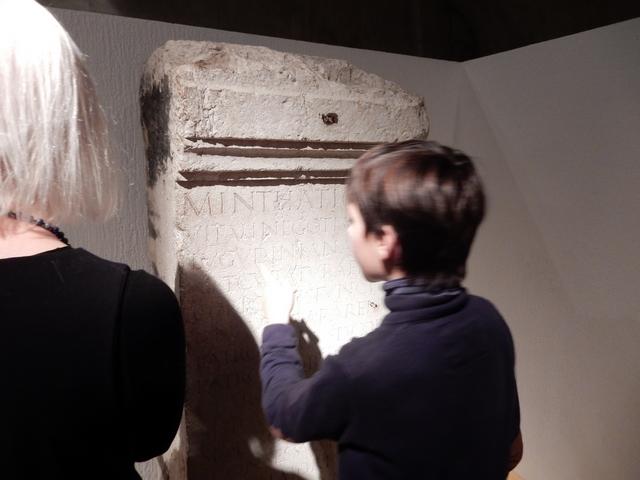 Musée Gallo Romain Lyon