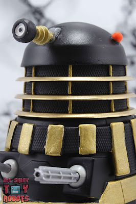 "Custom 'The Curse of Fatal Death"" Black Dalek 01"