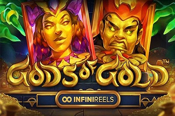 Main Gratis Slot Demo Gods of Gold Infinireels (NetEnt)