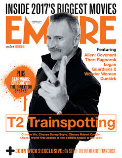 Empire Magazine - Robert Carlyle