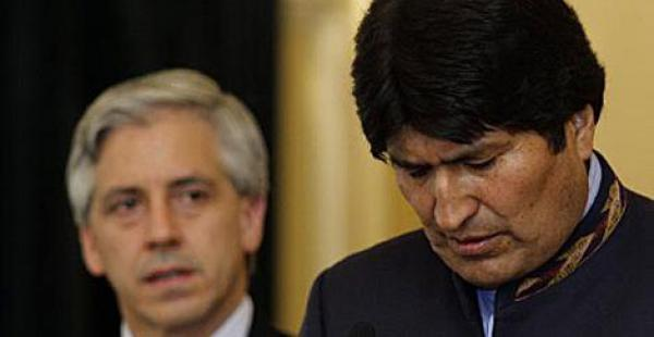 Bolivia: 15 razones que inhabilitan a Evo y Álvaro