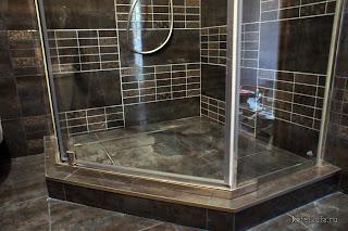 ремонт совмещенной ванной комнаты в уфе