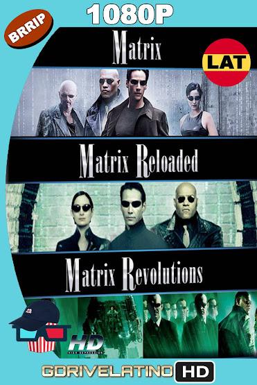 Matrix Trilogía (1999-2003) REMASTERED BRRip 1080p Latino-Ingles MKV
