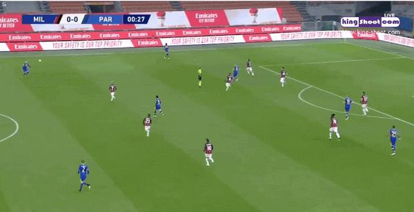 """بث مباشر : مشاهدة مباراة ميلان وبارما """"الدوري الايطالي"""" live : ac milan vs parma"""