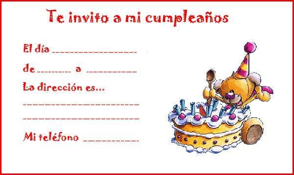 Tarjetas De Cumpleaños Para Editar Tarjetas De Cumpleaños