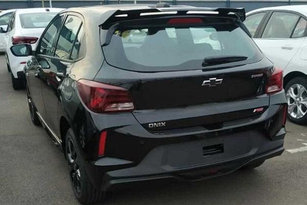 Chevrolet Onix RS 2020
