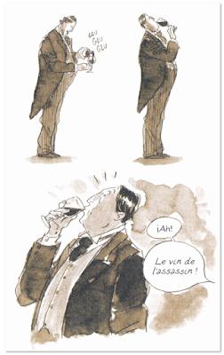 La divina comedia de Oscar Wilde de Javier de Isusi comic premio