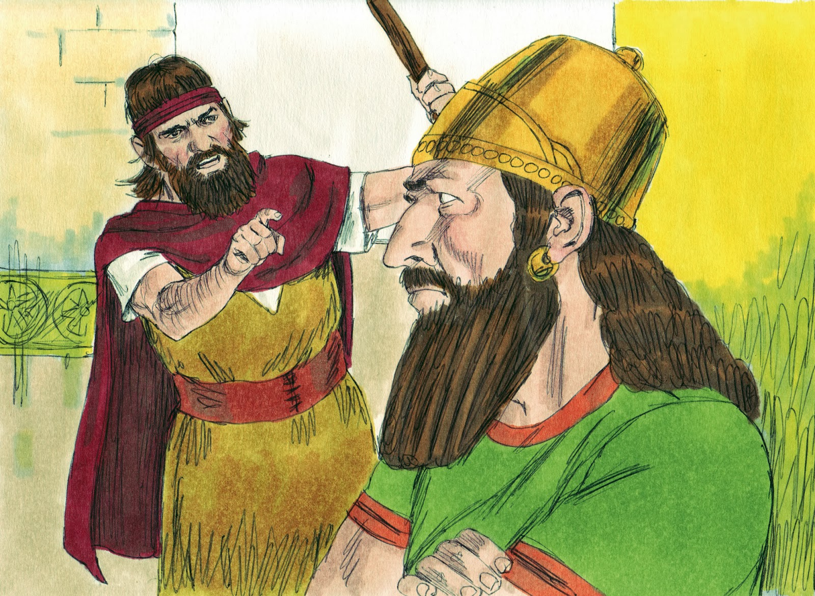 Bible Fun For Kids 5 King Ahab