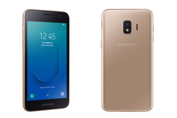 SAMSUNG launches Galaxy J2 Core, Its first Android Go smartphone