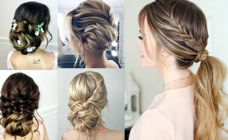 5 Quick and Easy Holiday Hairstyles