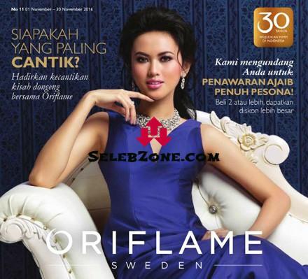 Katalog Promo Produk Oriflame Edisi Terbaru November 2016