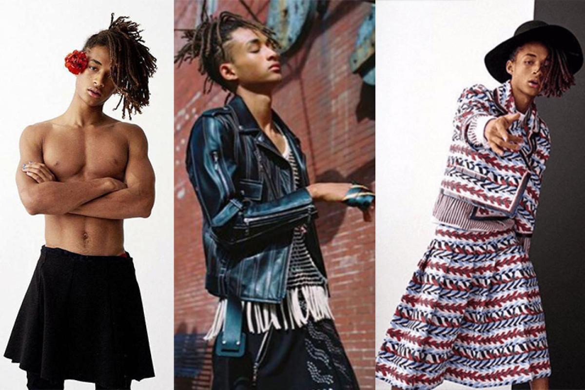 8 famosos que quebram estereótipos de gênero na hora de se vestir