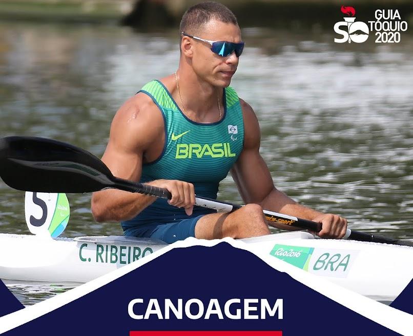 Como funciona a canoagem nas Paralimpíadas