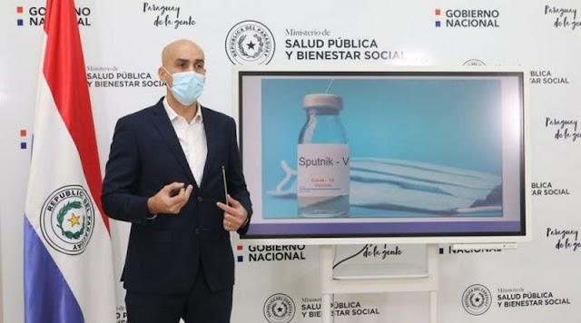 Paraguai deve receber as primeiras doses da vacina nesta quinta-feira (18)