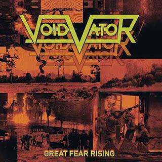 """Ο δίσκος των Void Vator """"Great Fear Rising"""""""