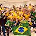 Blumenauense Rudolph Hackbarth conquista vaga para Olimpíada de Tóquio com a Seleção Brasileira de handebol