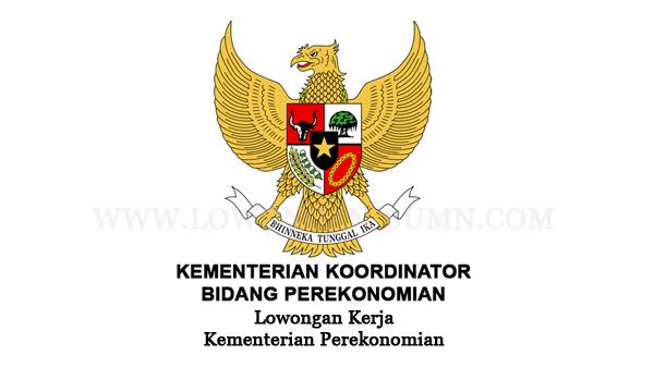Lowongan Kerja Terbaru di Kementerian Perekonomian