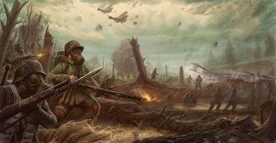 Diez acciones militares que hacen que la Primera Guerra Mundial sea mundial