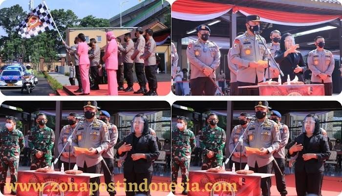 Jelang Hari Bhayangkara ke-75, Polri Gelar Baksos Serentak se-Indonesia