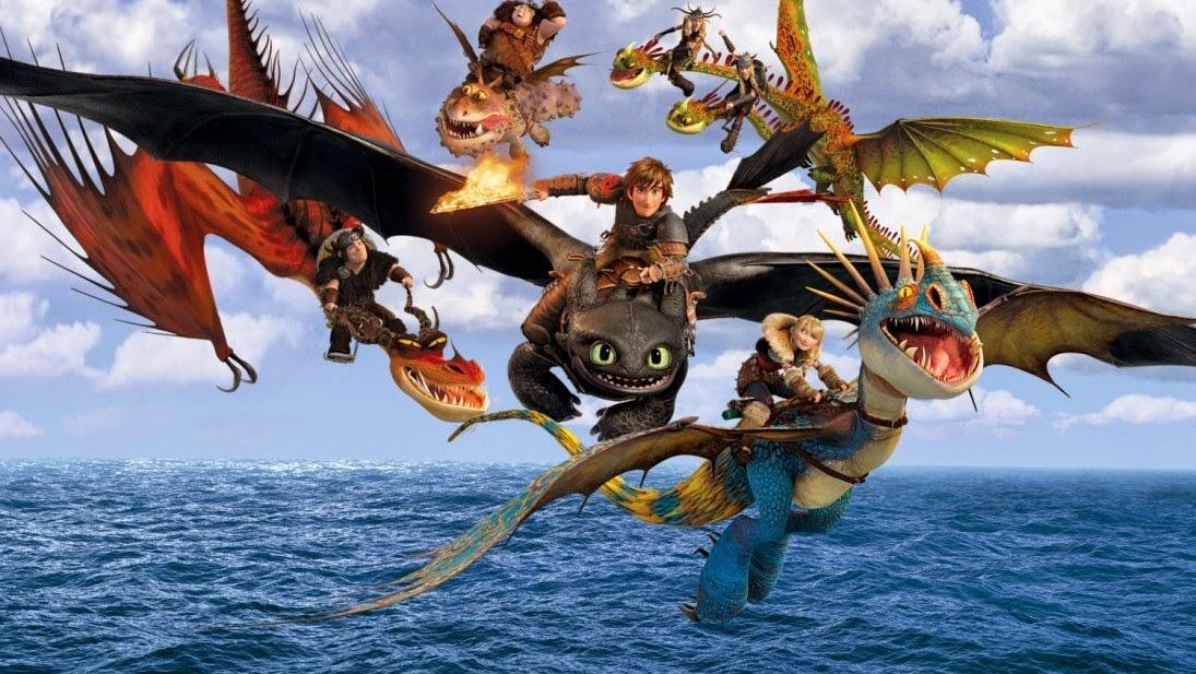 ดูหนังใหม่ How to Train Your Dragon 2 - อภินิหารไวกิ้งพิชิตมังกร 2