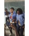 See What Secondary School Girls Were Caught Doing In Their Classroom (VIDEO)