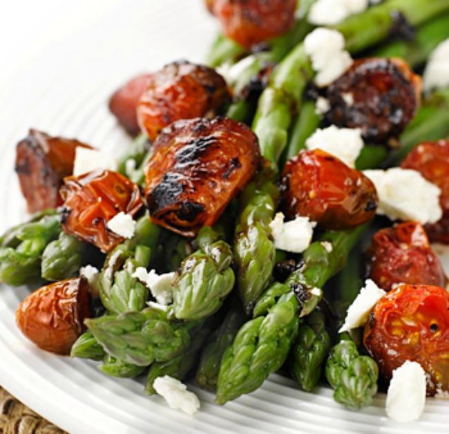 asparagus-balsamic-salad
