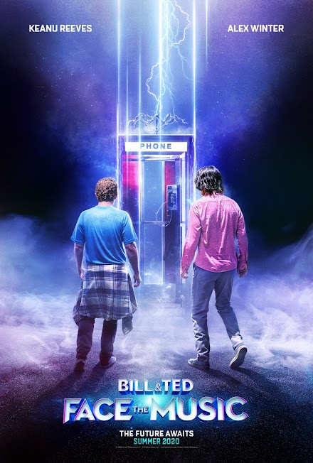 Bill & Ted Face the Music | Erster Trailer - Volle Kanne, Hoschi!