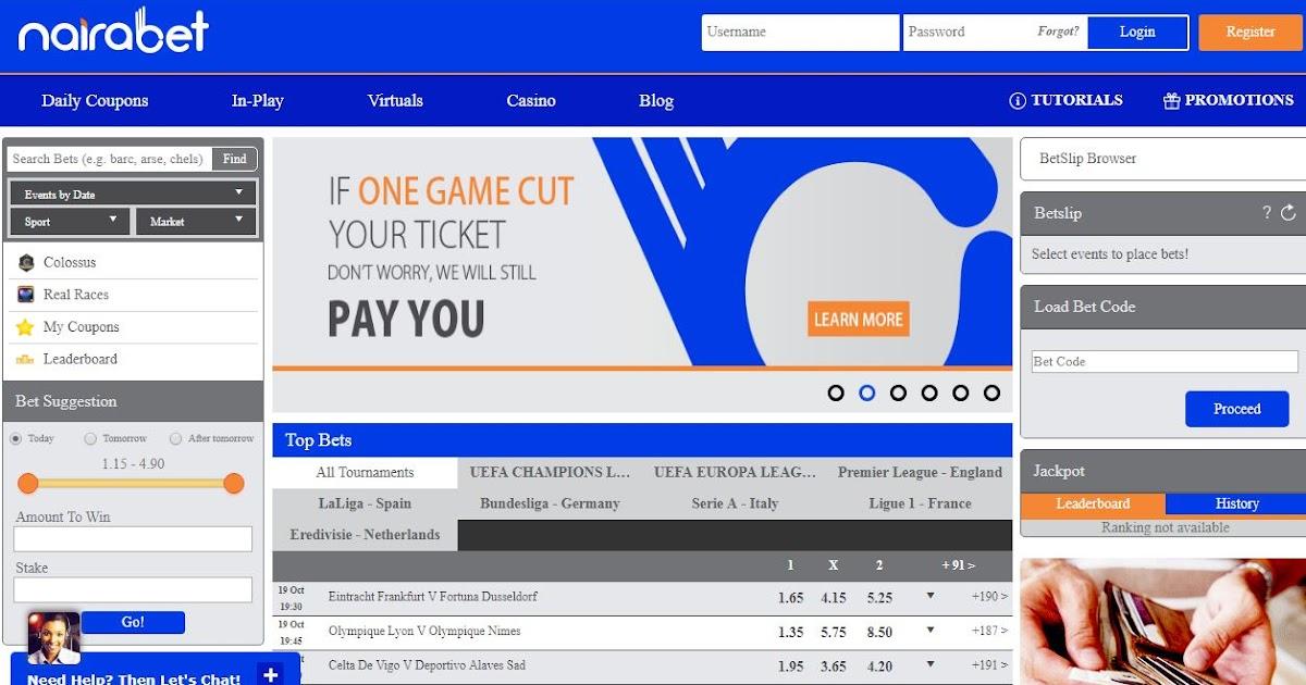 New Bet Sites