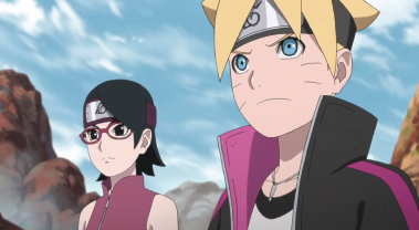 Boruto Naruto Next Generations – Episódio 81