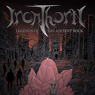 """Το βίντεο των Ironthorn για το """"Legends"""" από το album """"Legends of the Ancient Rock"""""""
