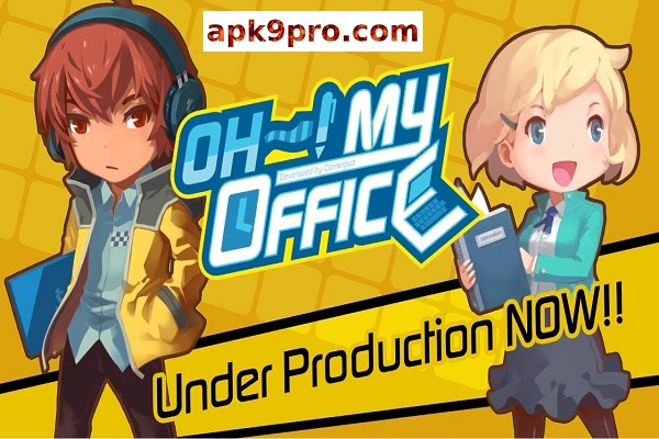 OH~! My Office – Boss Simulation Game v1.4.9 Apk + Mod (File size 53 MB) for android