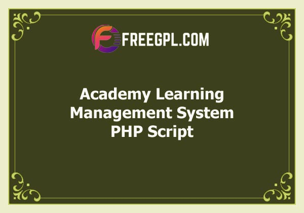 Academy Learning Management System Free Download