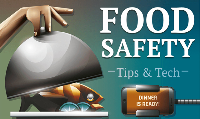 Food Safety Tips & Tech
