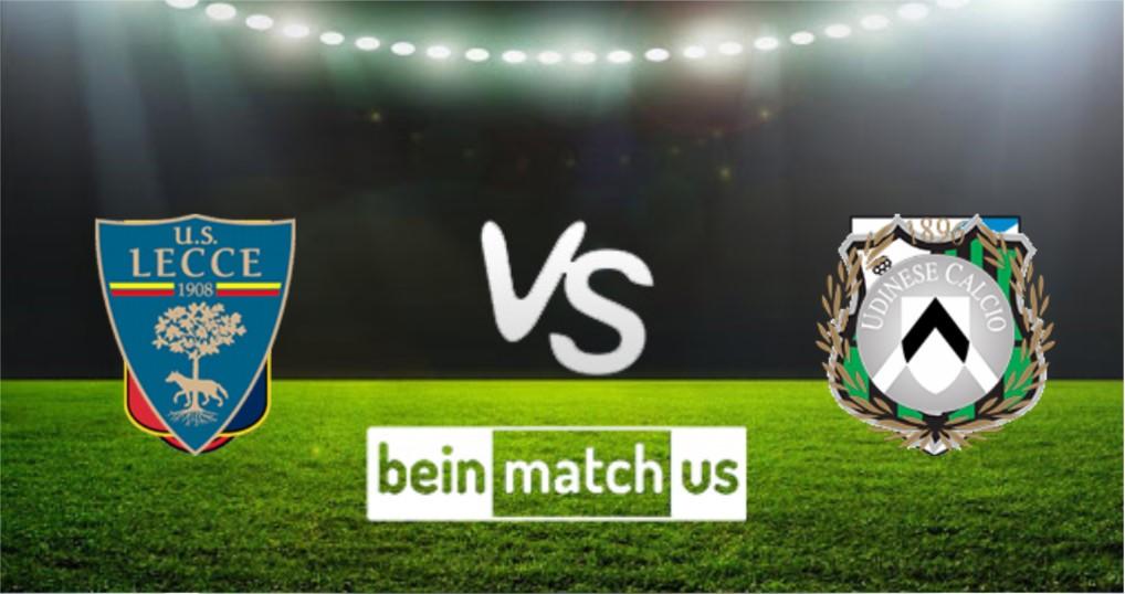 موعد مباراة أودينيزي  وليتشي اليوم 29-07-2020 في  الدوري الايطالي
