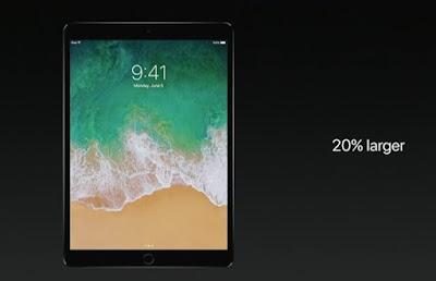 Анонси: Дебютували Apple iPad Pro 10.5 і 12.9 з iOS 11