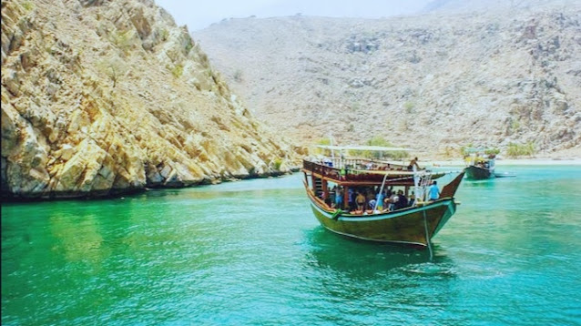 الأماكن السياحية في عمان