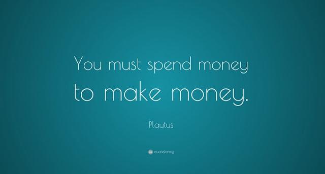 uang investasi ilmu
