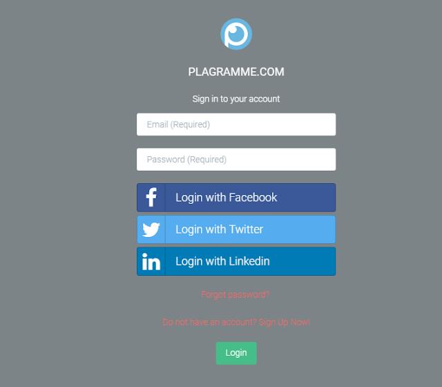 Tutorial Check Plagiarisme Online Gratis Dengan Plagramme