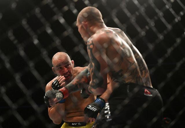 Glover Teixeira follows Anthony Smith UFC on ESPN+ 29