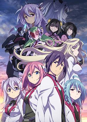 Gakusen Toshi Asterisk 2nd Season [12/12] [HD] [MEGA]