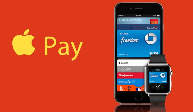 Apple Pay, da Apple estará disponível na China a partir de 18 de fevereiro